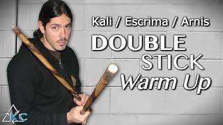 Download Kali DOUBLE STICK Warm Up - Arnis Double Baston - Escrima Stick Drills 3Gp Mp4