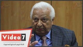 أحمد عكاشة: نسب المدمنين فى مصر حوالى 1% والمحتاجين لعلاج يمثلون 0.5%