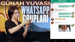 WhatsApp Gruplarının Vazgeçilmezi: Gıybet #12