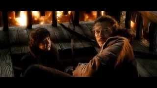 The Hobbit - Bain gives Bard the black arrow