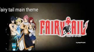 Nhạc nền phim fairy tail (tên nhạc fairy tail main theme)