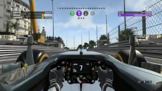Modo Trayectoria F1 2016!! - GP Mónaco!! (Entrenamientos, Carreras y Clasificación) (Ep.6) (Directo)