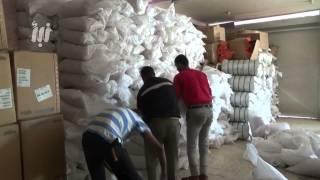 نبأ - تقرير خاص يتحدث عن دخول أول شحنة مساعدات انسانية من الأمم المتحدة إلى درعا