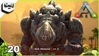ARK Survival Evolved in romana | Extinction Core ep 20 | nu mă mai satur de plimbat