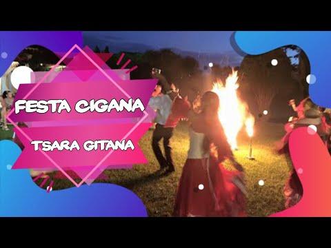 Festa Cigana Tsara Gitana