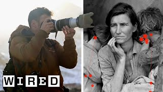 How Photography Is Affecting Our Brains | Tech Effects | WIRED