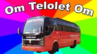 What is the meaning of om telolet om? The history and origin of the indonesian bus meme EXPLAINED