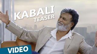 Kabali Tamil Movie Latest Teaser | Rajinikanth, Radhika Apte | Pa Ranjith | Santhosh Narayanan