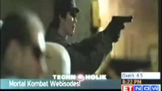 Mortal Kombat Legacy episode 1 debuts online