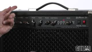 ENGL Gigmaster 30 Combo Guitar Amplifier