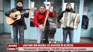 LAUTARI DIN BUZAU, CU SUCCES IN ELVETIA