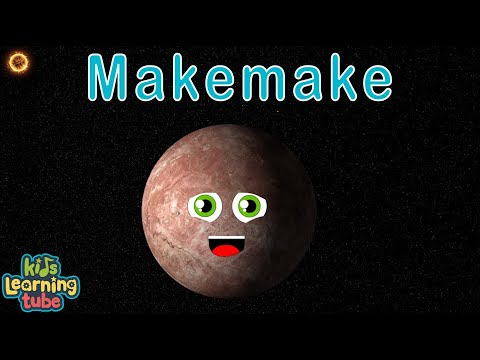 Planet Song for Kids/Solar System Songs
