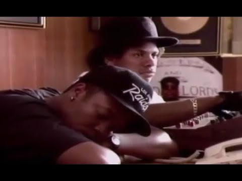 N.W.A FUNNY MOMENTS