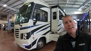 2019 Forest River FR3 33 DS Class A Motor Home
