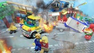 Earthquake in Lego City 2