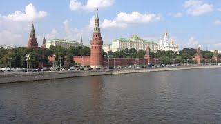Mosca città. 4K