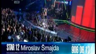 CZ/SK Superstar - Miro Šmajda - We are the champions//We will rock you