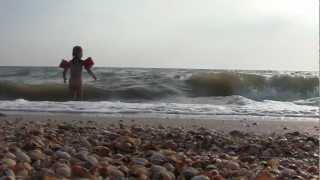 Азовское море - лучший релакс в России/ Azov Sea - Russian relax