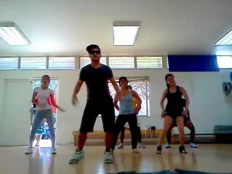 balada boa Tchê tcherere coreografia original.