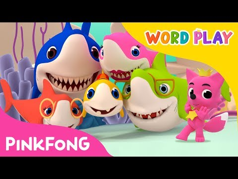 Baby Shark | Word Play | Pinkfong Songs for Children