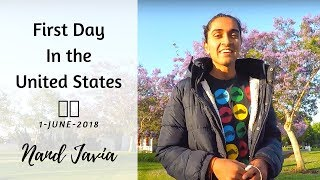 My First day in America and College Tour | ORANGE COAST COLLEGE
