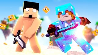 Minecraft: SEM ITENS - SKY WARS LUCKY Ep.1 ‹ AMENIC ›