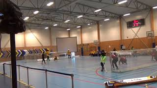2018 Goalball World Championships China v Turkey 2nd Half