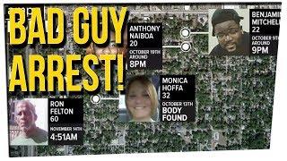 Tampa Suspect Arrested  ft. Khalyla Kuhn, Gilbert Galon & DavidSoComedy