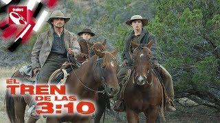 El tren de las 3 10 - Trailer HD #Español (2007)