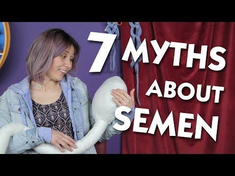 7 Semen Myths