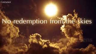 Insomnium-The Promethean Song (Lyrics on Video) HD