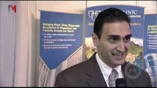 Mayo Clinic at Arab Health 2013