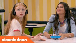 Haunted Hathaways | Haunted Secret Official Clip | Nick