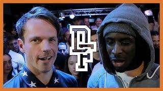 J DILLON VS REN DMC | Don't Flop Rap Battle