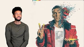 Logic - CONFESSIONS OF A DANGEROUS MIND First REACTION/REVIEW