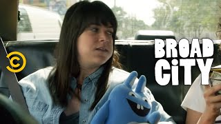 Broad City - Abbi's Drew Barrymore Impression