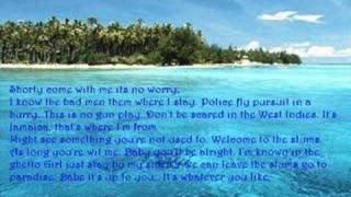 Take You There- Sean Kingston { lyrics}