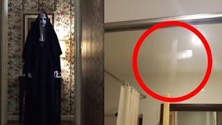 KAYDEDILMIS KORKUC VIDEOLAR | PARANORMAL OLAYLAR !