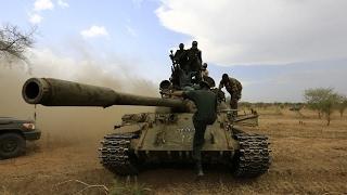 أخبار عربية   #اليمن.. القوات السودانية تتقدم في مدينة ميدي