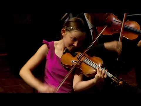 Xxx Mp4 Alma Deutscher Violin Concerto In G Minor 2017 3gp Sex