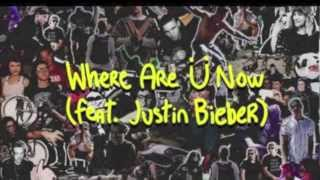Justin Bieber What Do You Mean?/Where Are Ü Now