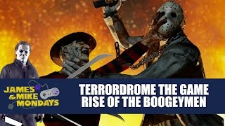 Terrordrome The Game - Rise of the Boogeymen (PC) James & Mike Mondays
