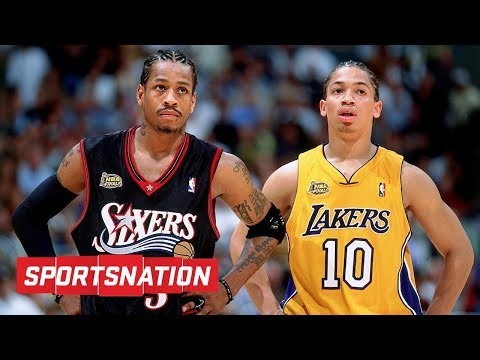 Allen Iverson's stepover & the most disrespectful NBA plays of all time SportsNation