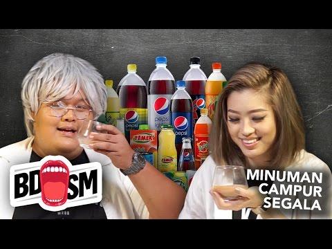 Minuman Campur Segala | BDSM #16