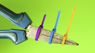 7 Awesome Life Hacks for Zip Ties