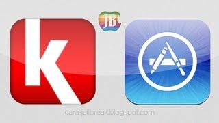 Cara Install Aplikasi Bajakan Tanpa Jailbreak di iPhone iPad iPod Touch | Cara Jailbreak iOS
