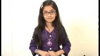 Anushka sen audition