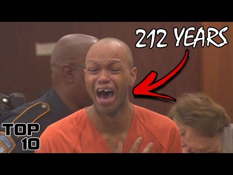 Xxx Mp4 Top 10 Convicts Who Freaked Out After Given A Life Sentence 3gp Sex