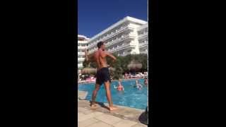 the water aerobics guy