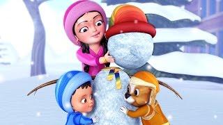 सर्दी आई हैं | Hindi Rhymes for Children | Infobells